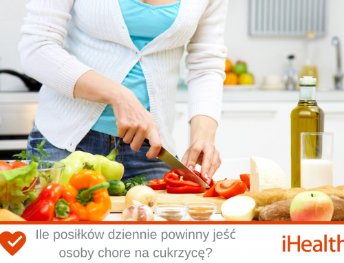 Ile posiłków dziennie powinny jeść osoby chore na cukrzycę?