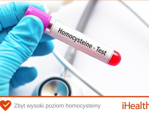 Zbyt wysoki poziom homocysteiny