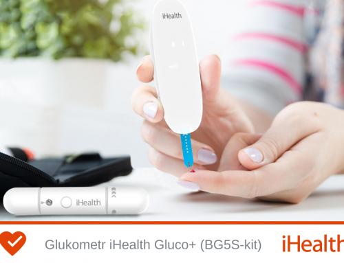 Glukometr iHealth Gluco+ (BG5S-kit)