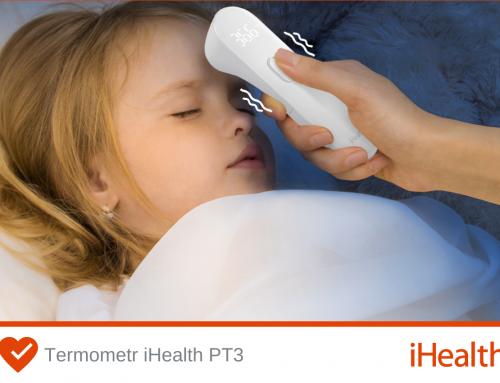 Termometr iHealth PT3