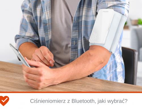 Ciśnieniomierz z Bluetooth, jaki wybrać?