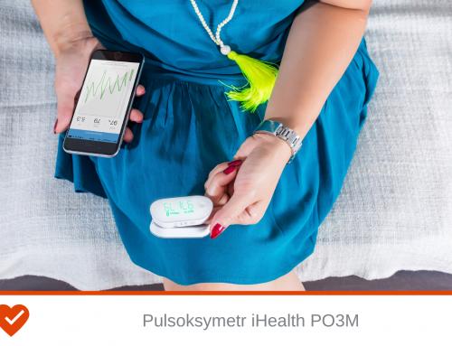 Pulsoksymetr iHealth PO3M