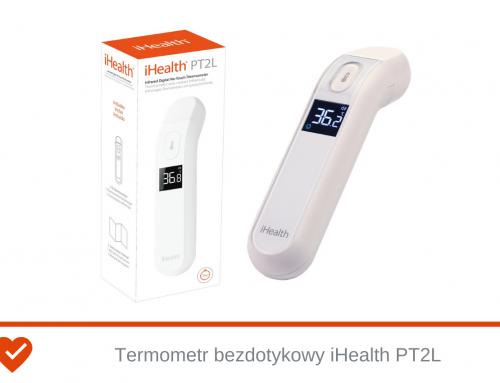 Termometr bezdotykowy iHealth PT2L