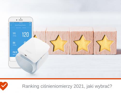 Ranking ciśnieniomierzy 2021, jaki wybrać?