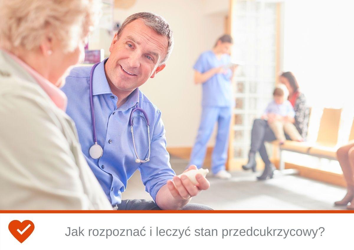 Jak rozpoznać i leczyć stan przedcukrzycowy